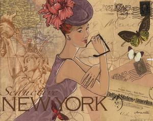 New York by Maria Woods