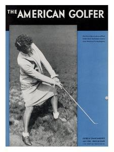 Marian Bennett, The American Golfer July 1930