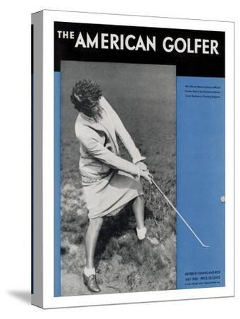 Marian Bennett, The American Golfer July 1930