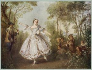 Marianne de Camargo Belgian Ballerina is Not Only a Remarkably Talented Dancer