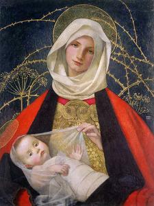 Madonna and Child, 1907-08 by Marianne Stokes