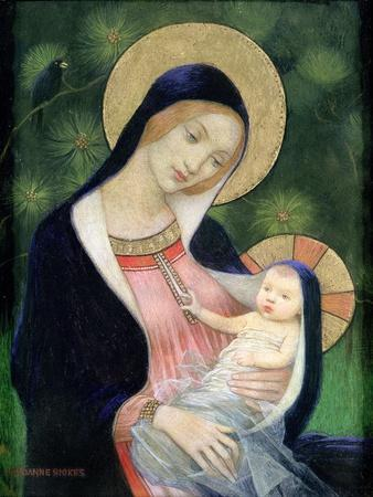 Madonna of the Fir Tree, 1925