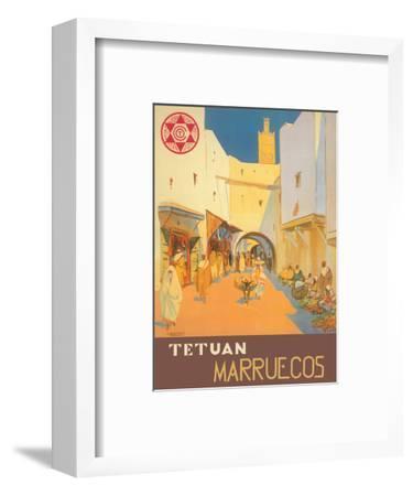 Tétouan (Tetuán) - Morocco (Marruecos) - City of the White Dove