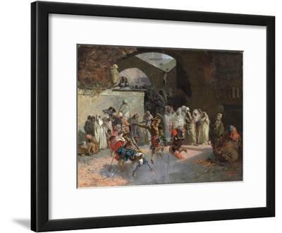 Arab Fantasia, 1866