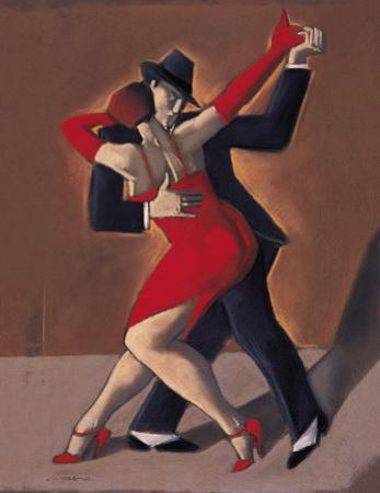 Tango Rouge et Noir by Mariano Otero