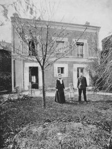 Marie (1867-193) and Pierre (1859-190) Curie