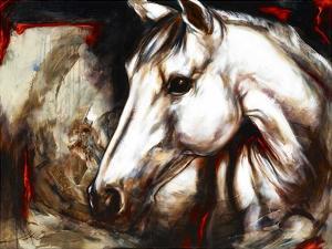 La maline chevaline by Marie Andrée Leblond