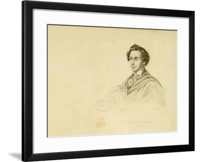 Marie-Antoine Carême (1784-183)-Charles de Steuben-Framed Giclee Print