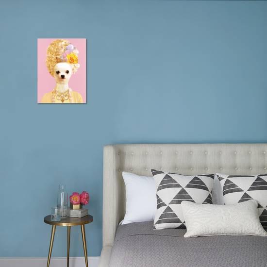 Marie Antoinette Chihuahua Giclee Print Coco De Paris Art Com