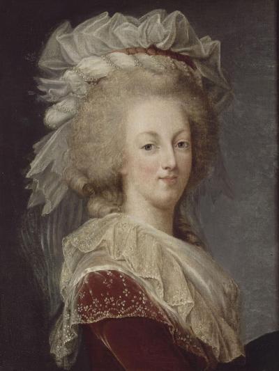Marie-Antoinette, reine de France (1755-1793)-Elisabeth Louise Vigée-LeBrun-Giclee Print