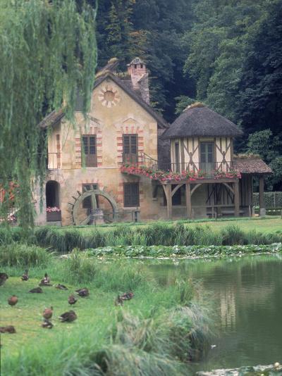 Marie Antoinette's Hamlet, Versailles, France-Kindra Clineff-Photographic Print