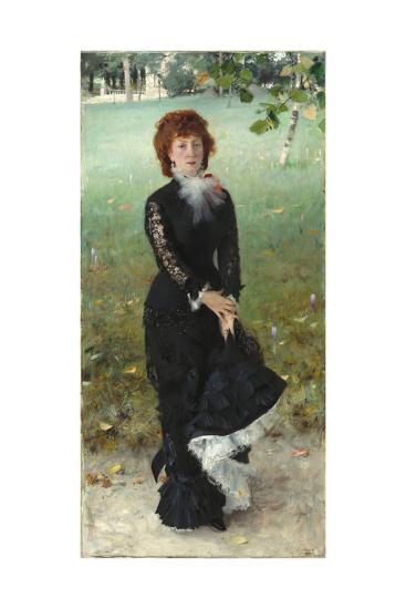 Marie Buloz Pailleron, 1879-John Singer Sargent-Giclee Print
