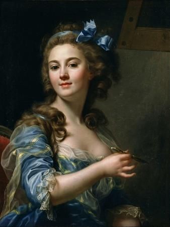 Self-Portrait, 1783