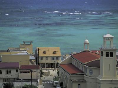 Marie-Galante, Guadeloupe--Photographic Print