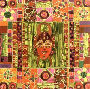 Sous les Arbres Chanteurs, l'Homme Papillon by Marie Goyat