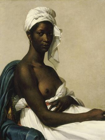 Portrait of a Black Woman, 1800