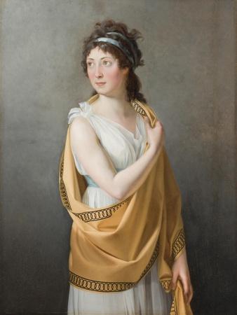 Portrait of a Lady, C.1799