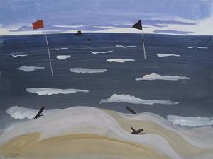 La Mer par Mistral, 1987 by Marie Hugo