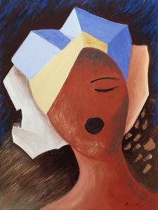 Zoe Chante I, 1993 by Marie Hugo