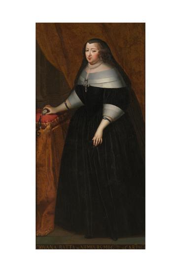 Marie Jeanne Baptiste (1644-172), Duchess of Savoy--Giclee Print