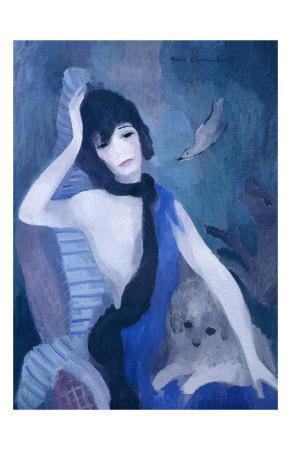 Portrait de Mademoiselle Channel