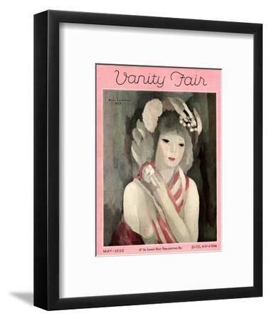 Vanity Fair Cover - May 1929