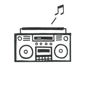 Boom Box by Marie Lawyer