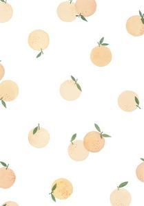 Citrus Print by Marie Lawyer