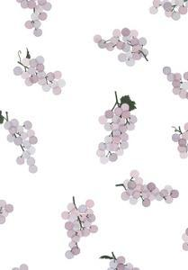 Grape Print by Marie Lawyer