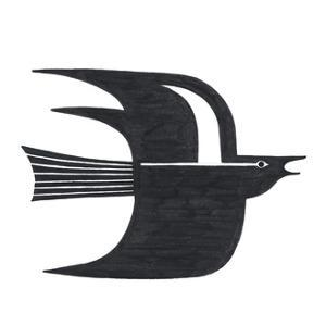 Pointed Swallow by Marie Lawyer