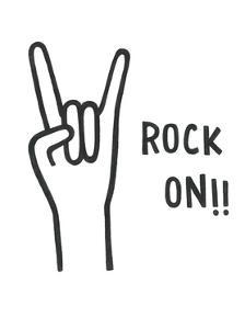 Rock On by Marie Lawyer