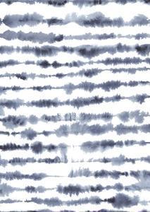 Shibori in Blue 1 by Marie Lawyer