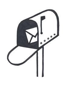 You've Got Mail by Marie Lawyer