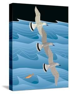 Gulls by Marie Sansone