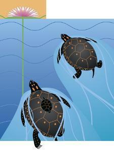 Turtles by Marie Sansone