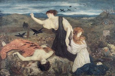 Antigone from 'Antigone' by Sophocles