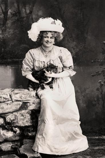 Marie Studholme (1875-193), English Actress, 1900s-Foulsham and Banfield-Giclee Print