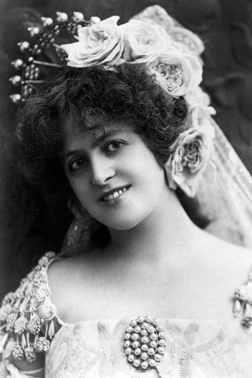 Marie Studholme (1875-193), English Actress, 20th Century- J Beagles & Co-Giclee Print