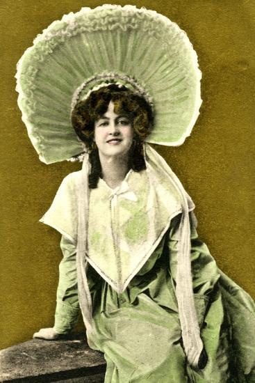 Marie Studholme (1875-193), English Actress, Early 20th Century- J Beagles & Co.-Giclee Print