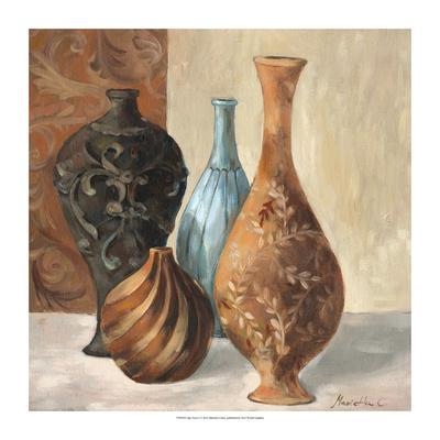 Spa Vases I