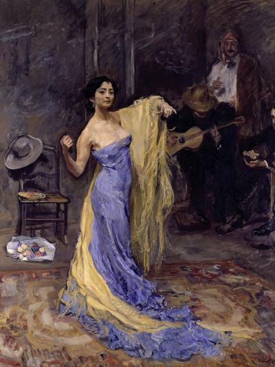 Marietta Di Rigardo-Max Slevogt-Giclee Print