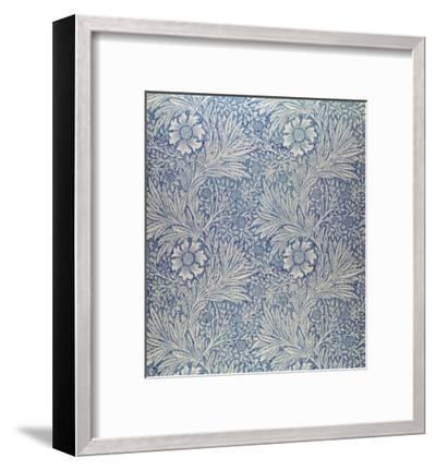 Marigold' Wallpaper Design, 1875-William Morris-Framed Premium Giclee Print