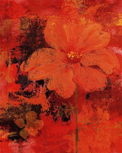 Marigolds I-Lisa Ven Verloth-Art Print