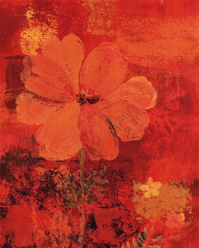 Marigolds III-Lisa Ven Verloth-Art Print