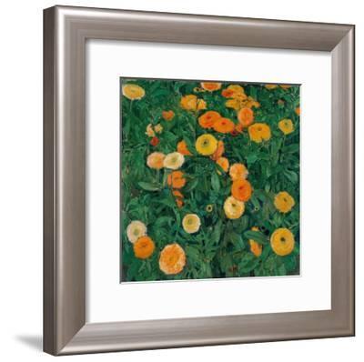 Marigolds-Koloman Moser-Framed Giclee Print