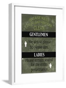 Bathroom by Marilu Windvand