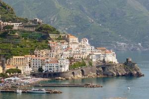 Amalfi Splendor by Marilyn Dunlap