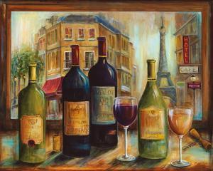 Bistro de Paris by Marilyn Dunlap