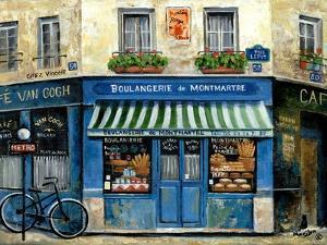 Boucherie de Montmartre by Marilyn Dunlap