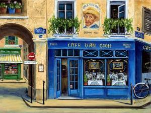 Caf�an Gogh II by Marilyn Dunlap